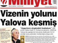 Erdoğan Milliyet'e Sert Çıktı