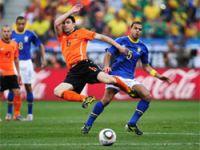 Portakallar Brezilya'yı yıktı