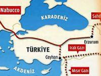 Kürdistan Bölgesi'nin hedefi Nabucco