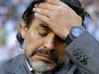 Üzgün Maradona, karar arefesinde