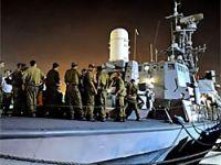 İsrail: Gemileri Türkiye'ye Vermeyiz