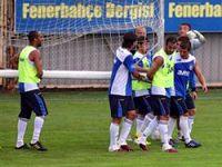 Fenerbahçe antrenmanında gerginlik