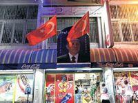 Mossad'a Erdoğan posteri için kafa tuttu