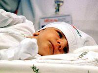 Gazzeli Seraj bebek taburcu edildi