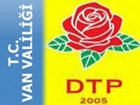 DTP'den Vali'ye ziyaret
