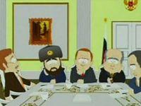 Putin'i hırslı ve çaresiz gösteren South Park'a sansür