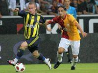 Sezonun İlk Derbisi Fenerbahçe'nin