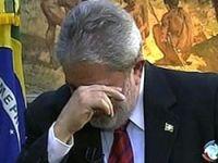 Erdoğan'dan sonra Lula da ağladı!