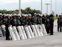 BDP konvoyuna Dörtyol yasağı
