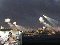 İsrail'den Gazze'ya hava saldırısı