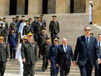 Erdoğan iki generale karşı çıktı mı?
