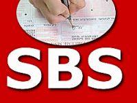 SBS sonuçları açıklandı