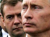2012'de Putin'e rakip değilim!