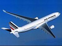Fransız uçağı kayboldu