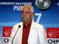 Eşref Erdem, CHP'den istifa etti