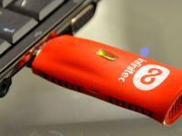 'Sınırsız' USB hafıza satışta
