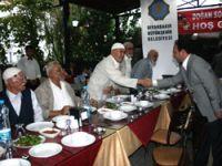 Baydemir'den imamlara yemek