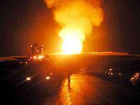 Boru hattında patlama: 2 ölü