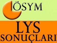 LYS sonuçları açıklandı Flaş