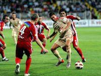 Sivasspor: 2-Galatasaray: 1