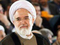 İran'da Mehdi Kerrubi saldırıya uğradı