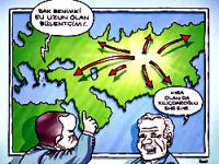 Mizah dergileri Erdoğan'ı nasıl çizdi?