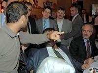 SP iftarında Kurtulmuş'a saldırı