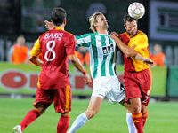 Galatasaray'a Lviv şoku