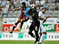 Trabzonspor'a ilk çelme Antalya'dan