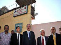 Diyarbakır Cezaevi önünde 'evet' dedi