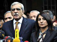 BDP ve DTK heyeti Süleymaniye'de