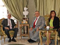 BDP-DTK heyeti Talabani'yle görüştü