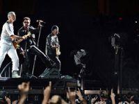 U2 İstanbul'u sarstı geçti