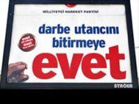 Bir afiş krizi de MHP'de