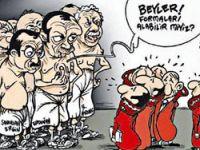 İşte en yeni 'evet' Karikatürleri