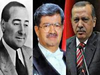 Erdoğan'dan Menderes ve Özal'a ziyaret