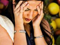 Migren krizi aksanını değiştirdi