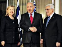 Abbas ilk kez Netanyahu'nun konutunda