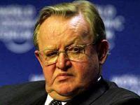 Ahtisaari: Arabulucu değiliz