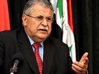 Talabani: Liderlik tartışılır, Kerkük asla