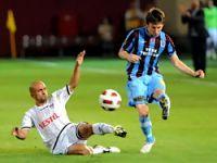 Trabzonspor Manisa'ya boyun eğdi