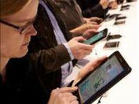 Blackberry'nin iPad versiyonu geliyor