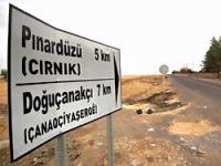 Diyarbakır'da 91 köye Türkçe-Kürtçe tabela