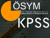 KPSS'ye 2.4 milyon aday başvurdu