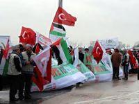 Gazze Konvoyu Türkiye'de
