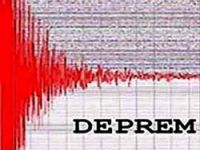 Adana'da orta şiddette deprem