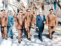 Bitlis'in bütün subayları öldürüldü