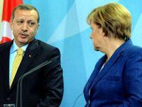 Erdoğan'dan Merkel'e AB ricası