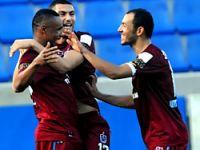 Trabzonspor, Kasımpaşa'yı 7-0 yendi
