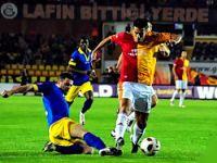 Ali Sami Yen'de büyük hüsran